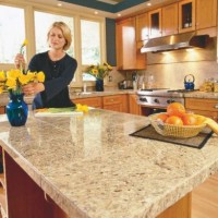 Ceramic Tile Kitchen Countertops