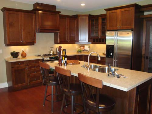 Engineered Stone Kitchen Countertop