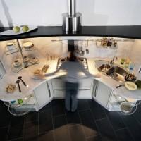Universal Kitchen Layout