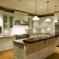 Large Kitchen Lighting