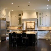 Custom Framed Kitchen Cabinets
