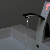 Luxury Touch Bathroom Faucet