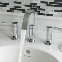 Widespread Bathroom Faucet
