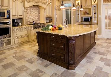 natural stone kitchen flooring. Marble Tile Kitchen Flooring Natural Stone  Design Planning